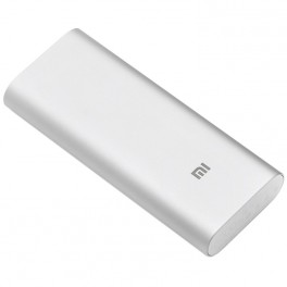Внешний аккумулятор (Power Bank) Xiaomi Power Bank 16000mAh (NDY-02-AL) Silver