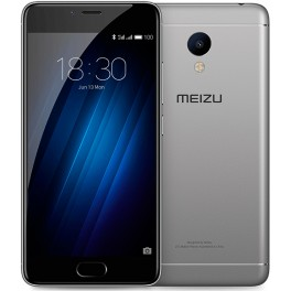 Meizu M3S  Gray (Официальная украинская версия)