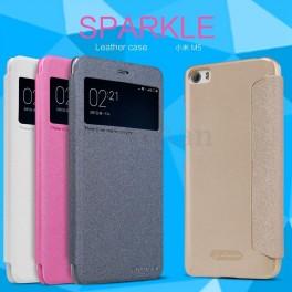 Защитный Флип чехол Flip Case Nillkin для Xiaomi Mi 5