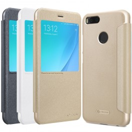 Защитный Флип чехол Flip Case Nillkin для Xiaomi Mi 5X Mi 5 X