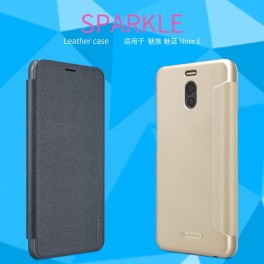 Защитный Флип чехол Flip Case Nillkin для Meizu M6 Note