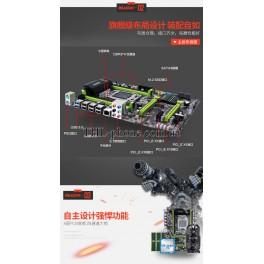 Комплект  Xeon e5 2680 V2, Huanan X79 2.49 Память 16/32 Гб Кулер Lga 2011 LGA2011