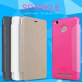 Защитный Флип чехол Flip Case Nillkin для Xiaomi Redmi 3 Pro, 3S