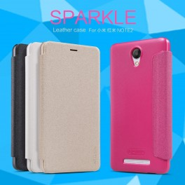 Защитный Флип чехол Flip Case Nillkin для Xiaomi Redmi Note 2