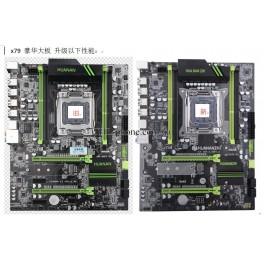 Материнская плата HuananZHI X79 2.49 Plus Motherboard Huanan  LGA2011 Lga 2011