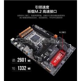 Материнская плата Huanan X79 Plus Motherboard HuananZHI G279T Ver 6.0 LGA2011
