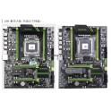 Игровой ПК  Xeon e5 1650 Huanan X79 2.49 Plus Память 16 Гб Кулер Lga 2011 Geforce 1050Ti