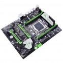 Игровой ПК  Xeon e5 1650 Huanan X79 2.49 Pb Память 16 Гб Кулер Lga 2011 Geforce 1050Ti